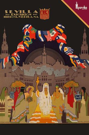 1929 EXPO SEVILLA